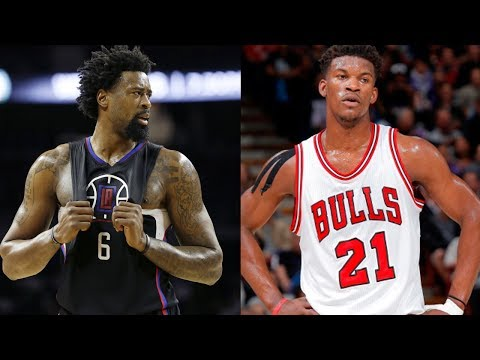 "Jimmy Butler Tells DeAndre Jordan ""I NEVER Liked You"""