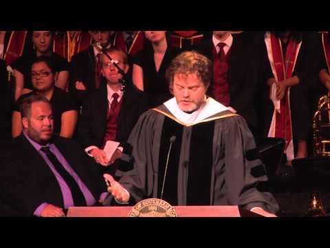 Rainn Wilson USC Baccalaureate Speech | USC Baccalaureate Ceremony 2014