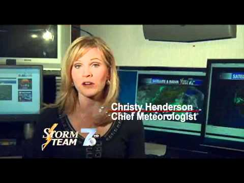 Storm Team 7 Promo for WSPA 7 TV