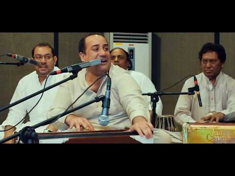 Mere Rashke Qamar - Ustad Rahat Fateh Ali Khan - Rehearsals for Just Qawali World Tour 2018