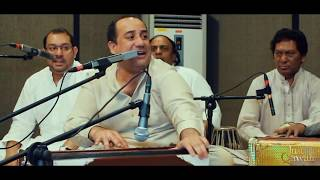 Mere Rashke Qamar Ustad Rahat Fateh Ali Khan Rehearsals For Just Qawali World Tour 2018