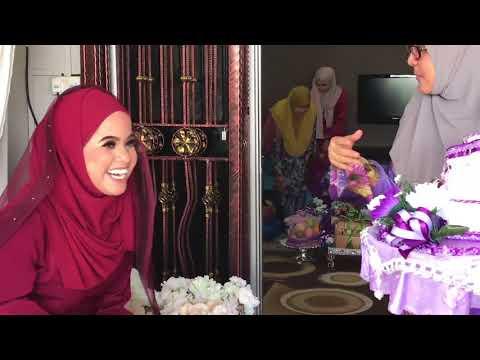 Majlis Pertunangan Anis & Amirul