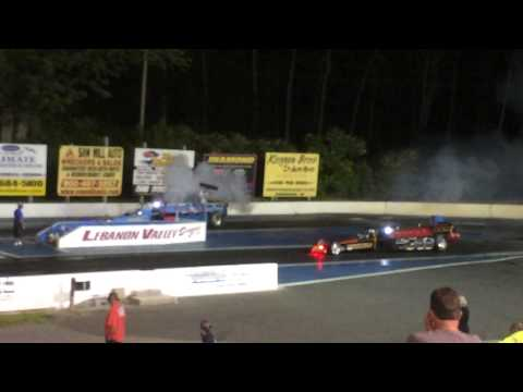 Night of Fire at Lebanon Valley Speedway