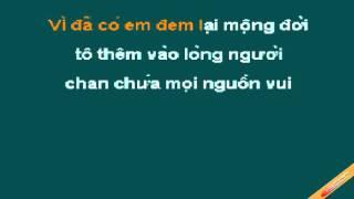 Bai Ca Tet Cho Em Karaoke - Bảo Yến - CaoCuongPro