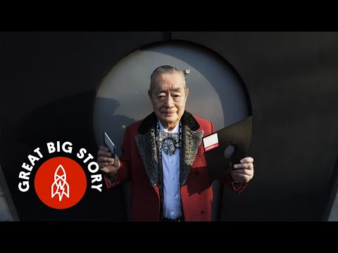 Japan's Master Inventor Has Over 3,500 Patents