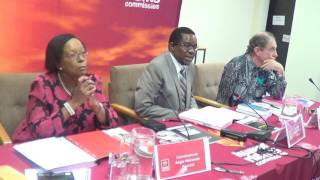 Chairperson Bongani Majola