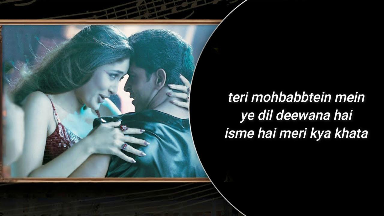Download Hrithik Roshan | You Are My Soniya - K3G | Kareena Kapoor | Sonu Nigam ,  Alka Yagnik