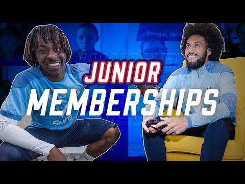 Junior Memberships | 20/21