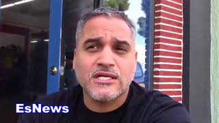 Ricky Funez On WHo Floyd Mayweather Should Fight On His Return EsNews Boxing thumbnail
