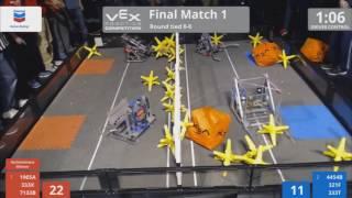 wildstang vex robotics starstruck competition finals 1