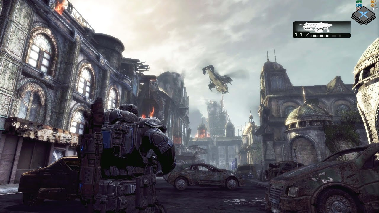 See Gears of War 2, Fable 2, Lost Odyssey, Silent Hill