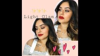Gambar cover Light Glam Makeup Tutorial   Lesly Ayala