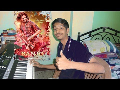 Om Ganapataye Namaha Deva Piano Cover ll Banjo ll Riteish Deshmukh ll Vishal Shekhar