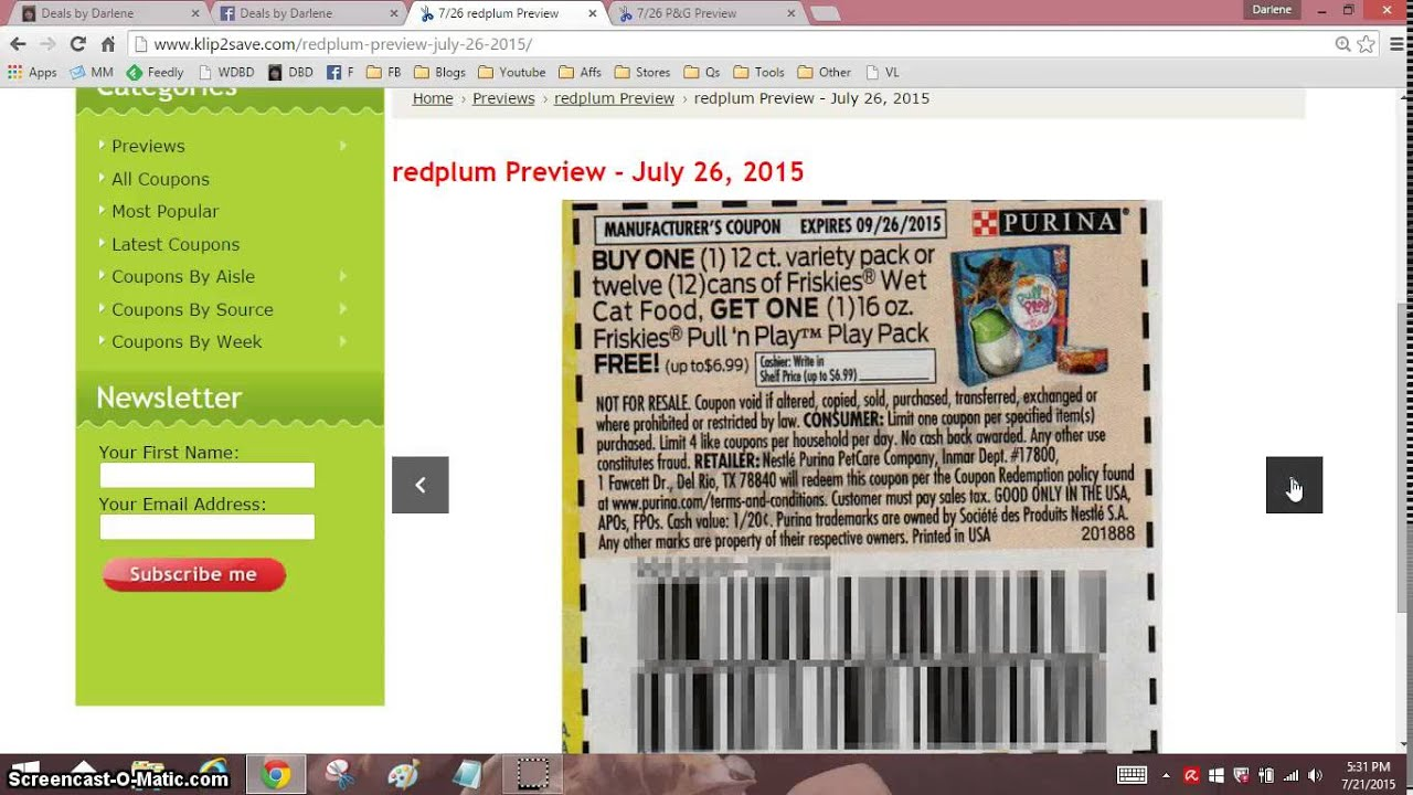 Coupon preview 2 22 15