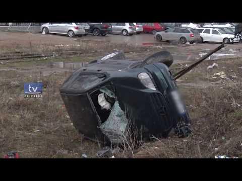 Aksident si në filma në Prizren, lëndohen dy persona