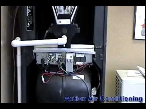 Trane Hyperion Air Handler From Action Air Conditioning In