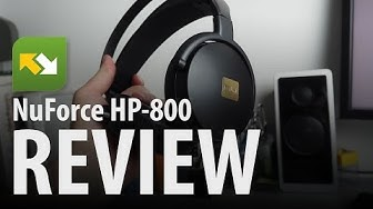 NuForce HP-800 : Review