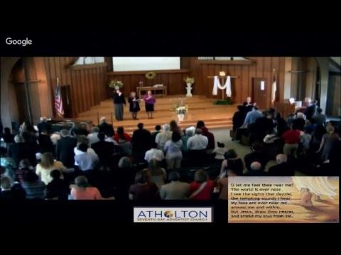 4-8-2017 Atholton SDA Church Service