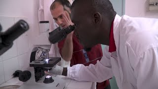 Medical researchers in Ivory Coast look to put an end to a spreading parasitic disease