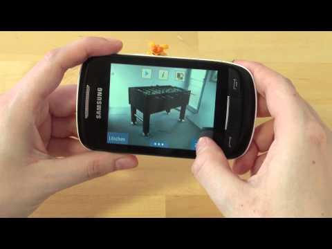 Samsung S3850 Corby II Test Multimedia