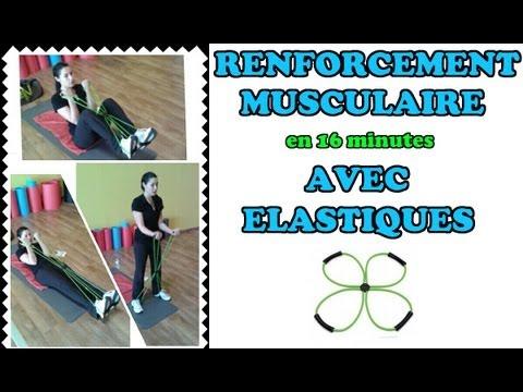 Fitness Routine à La Maison Sculter Tout Le Corps Avec Les