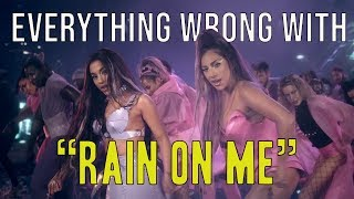 "Everything Wrong With Lady Gaga, Ariana Grande - ""Rain On Me"""
