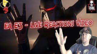 E3 2019 EA Play Live RivalBoss Reactions