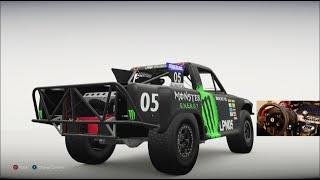 Forza Horizon 2 1000hp+ Drift Club - Stadium Truck LEAN! w/Wheel | SLAPTrain