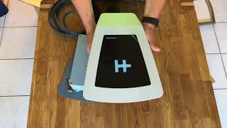 Heidelberg Wallbox Home Eco Unboxing