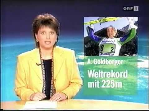 Andreas Goldberger Weltrekord März 2000