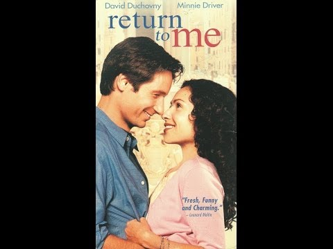 To Return To Me 2000 VHS