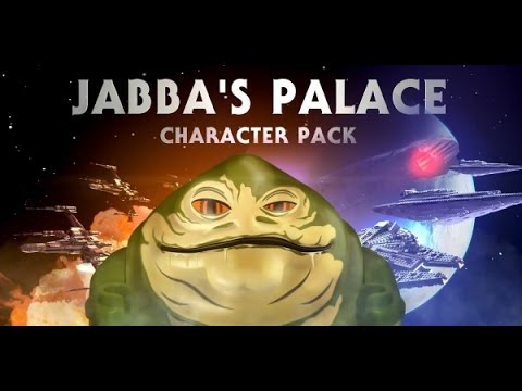 Джабба Хатт. LEGO Звездные войны: Пробуждение Силы - YouTube