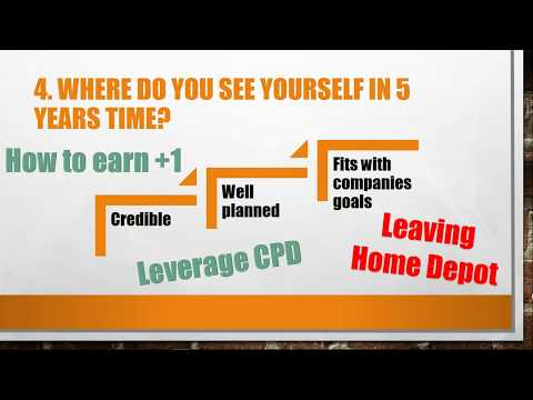 Top 5 Home Depot Interview Questions And Answers