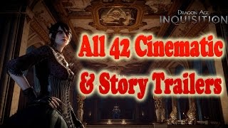 Dragon Age Trailer: All 42 Cinematic & Story Trailers Origins To Inquistion