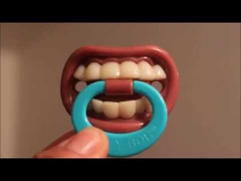 Big Teeth Pacifier