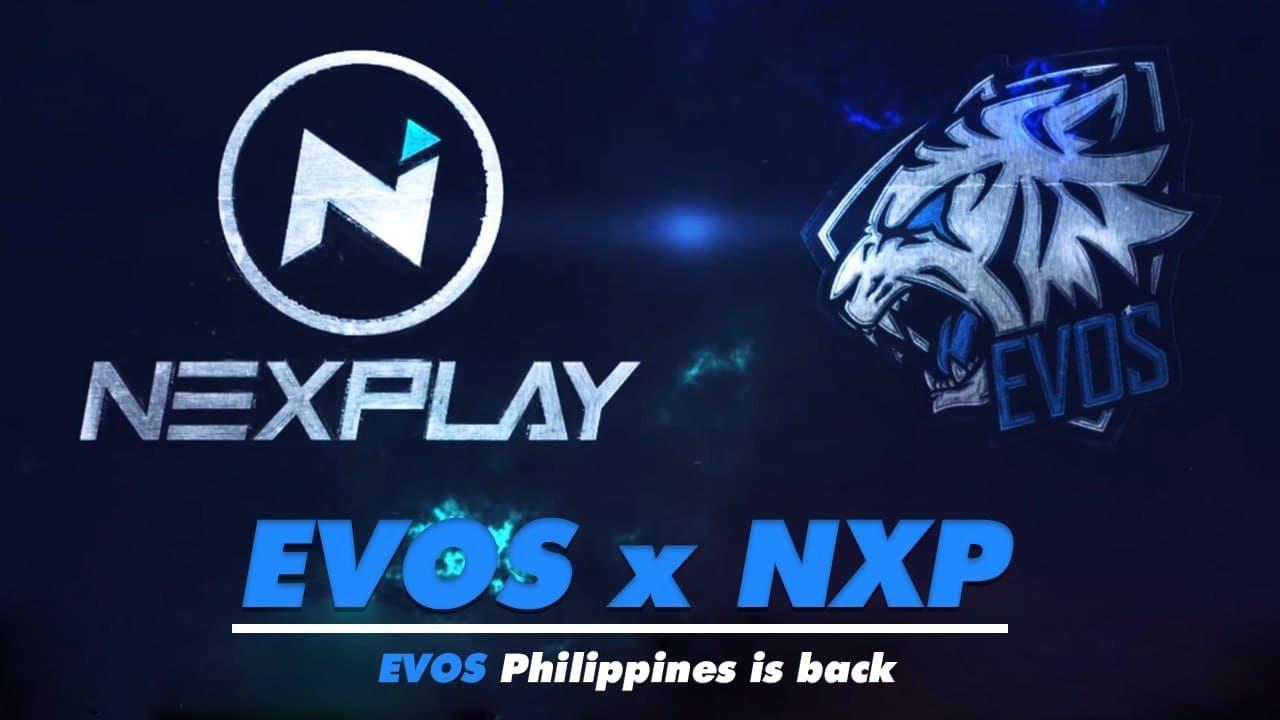 EVOS x NXP   EVOS Philippines is back
