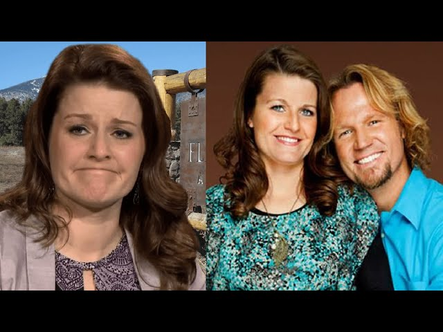 'Sister Wives'\: Robyn Have Just Confirmed To Move Away From The Family For A very Sad Reason!!