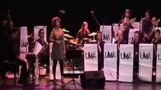 UMA Big Band & Núria Martorell (Núa) - When I fall in love