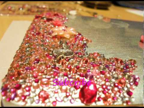 c189d269eaf4 How To  Bedazzle Bling A Laptop Tablet PC IPAD With Rhinestones   Swarovski  Crystals (Time Lapse) - YouTube