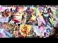 Primary Kamen Rider Final Forms, Henshin & Finishers Ultimate Kuuga - Zero Two Part 1 | Reaction