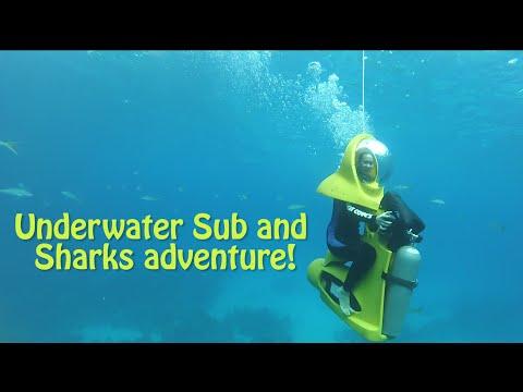 Sub Underwater Adventure in Nassau