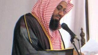 Emotional Quran recitation - Saud al-Shuraim