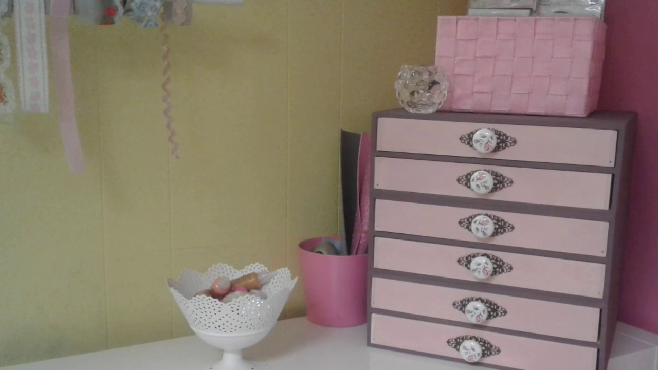 Craft room ideas decorate my 12x12 storage drawers youtube for 12x12 room ideas
