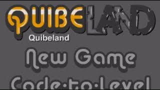 QuibeLand Walkthrough