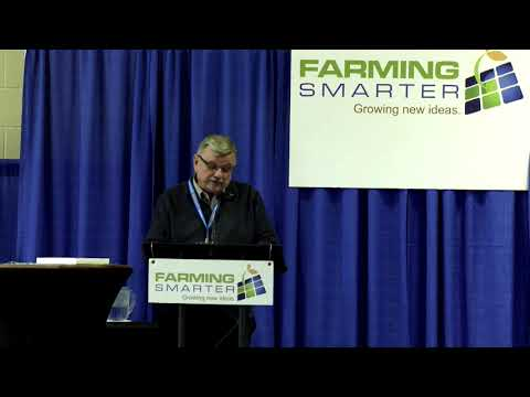 Orville Yanke 2017 Award for Soil Conservation in Southern Alberta – Farming Smarter Conference 2017