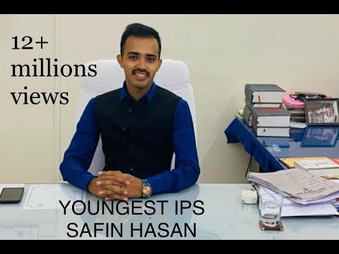 Youngest IPS Safin Hasan/AVADH OJHA SIR @ IQRA IAS PUNE/BEST MOTIVATIONAL SPEECH FOR UPSC ASPIRANT