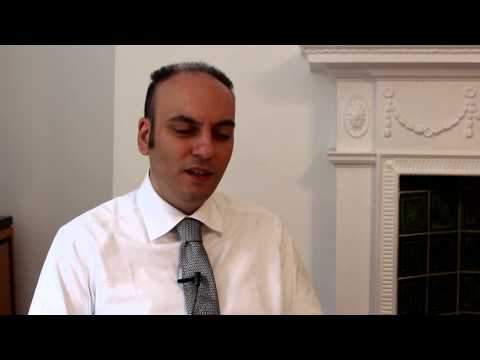 Giuliano Palma tells the story of Christian Concern Italia