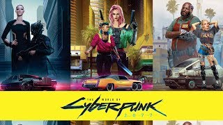 [News] Cyberpunk 2077 Lore Book & Cyberpunk Red