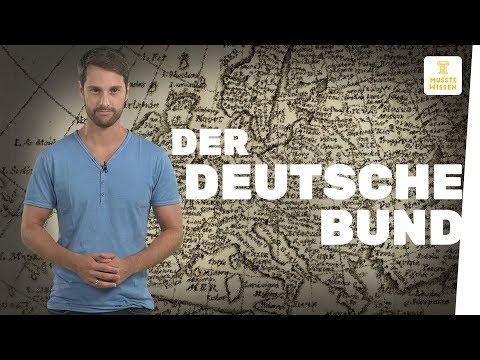 Der Deutsche Bund I musstewissen Geschichte