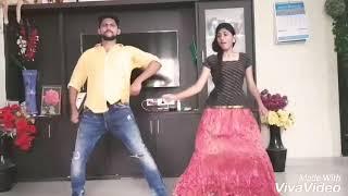 Jigelu rani dance video by rd | Rangasthalam mo...